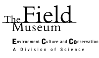 The Field Museum Environment Culture and Conservation logo